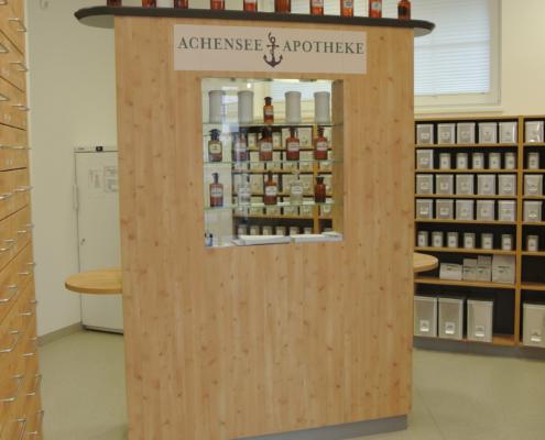 Referenzen Apotheke - Achensee Apotheke