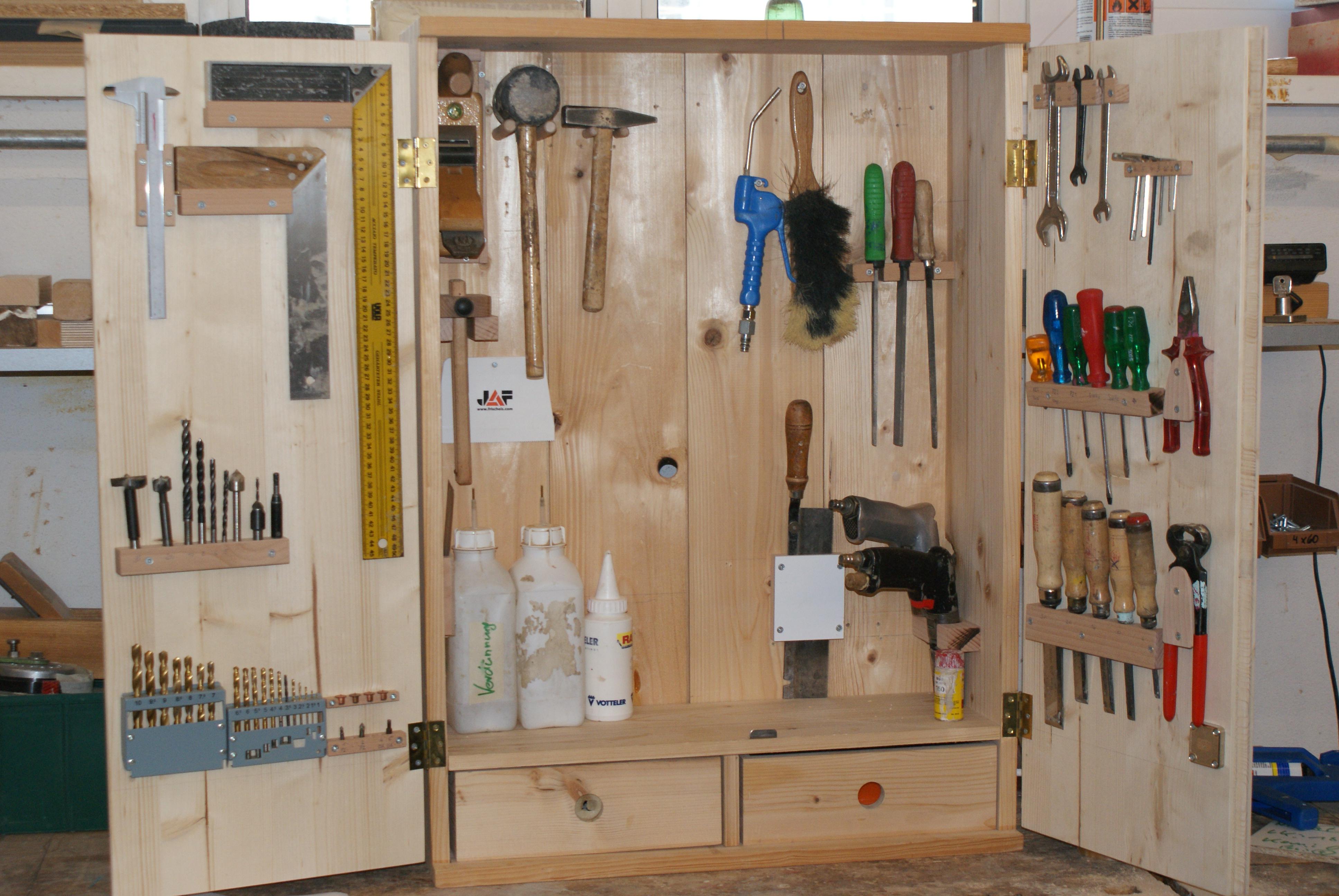 STOREBEST_Werkzeugkasten
